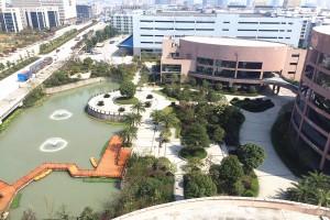 爱博体育app注册森马工业园环境景观工程